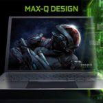 Hyperbook SL950VR z kartą graficzną GeForce GTX 1070 Max-Q.