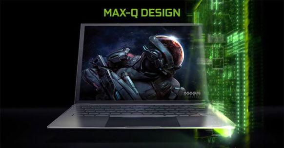 Hyperbook SL950VR z kartą graficzną GeForce GTX 1070 Max-Q