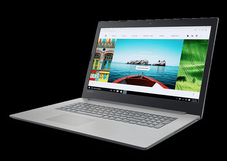 Lenovo 320-17AST z procesorem AMD A6-9220 recenzja