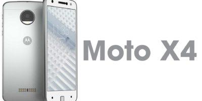 Motorola Moto X4 specyfikacja