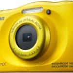 Aparat cyfrowy Nikon Coolpix W100 instrukcja obsługi