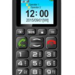 Telefon komórkowy Maxcom MM 428 BB Czarny – instrukcja obsługi