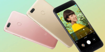 Xiaomi Mi 5X specyfikacja