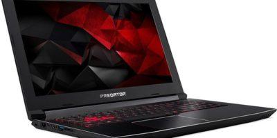 Acer Predator Helios 300 z procesorem Intel Pentium i7-7700HQ
