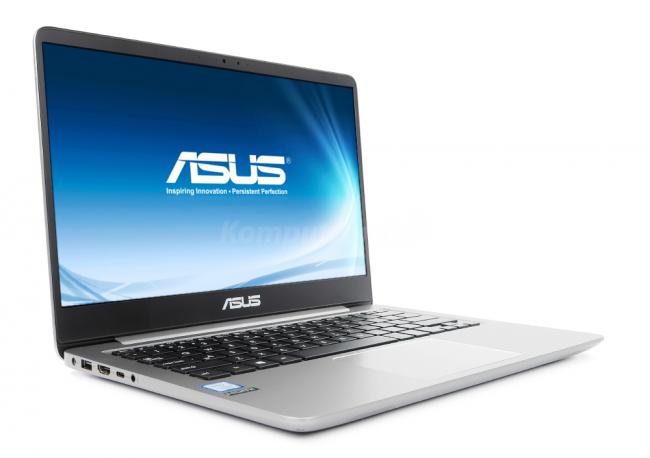 Asus UX410UA-GV067T z procesorem Intel i3-7100U