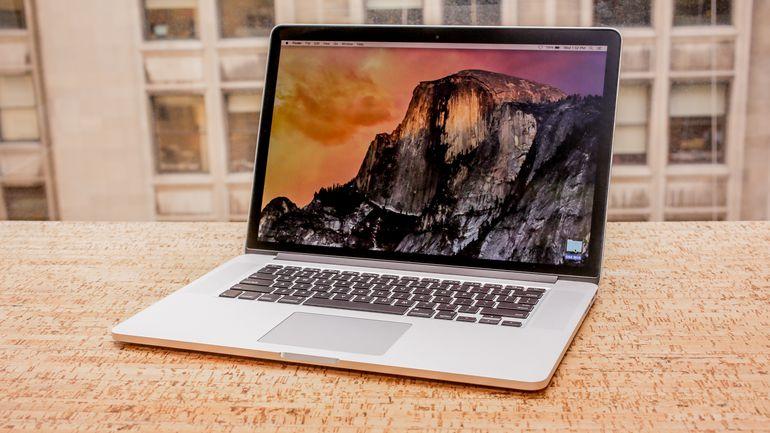 Macbook Pro 15 specyfikacja