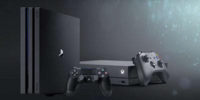 Xbox One X czy Playstation 4 PRO, xbox one x i playstation 4 pro