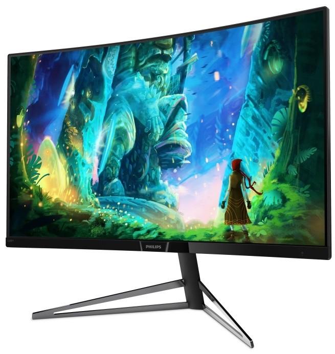 43 calowy monitor 8K