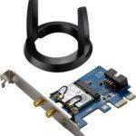 Karta sieciowa Asus PCE-AC55BT instrukcja obsługi