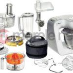 Robot kuchenny Bosch MUM 54251 specyfikacja, dane techniczne, recenzja