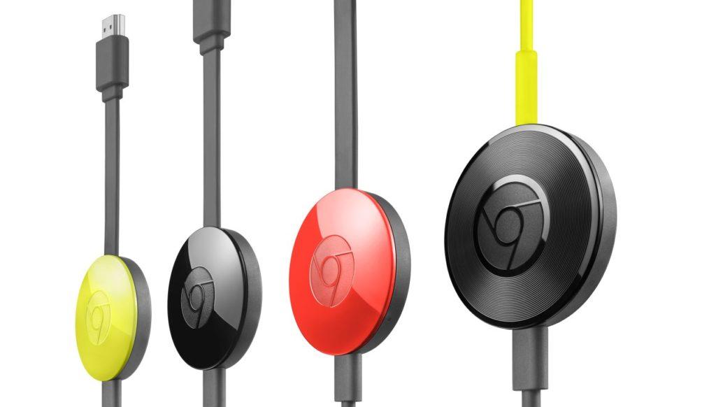 Chromecast II 2015