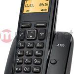 Telefon bezprzewodowy Gigaset A120 CZARNY instrukcja obsługi