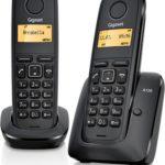 Telefon bezprzewodowy Gigaset A120 DUO instrukcja obsługi