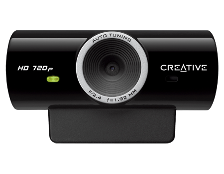 Kamera internetowa Creative Live! Cam Sync HD recenzja