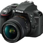 Lustrzanka Nikon D3300 + Nikkor AF-P DX 18-55mm (VBA390K008) instrukcja obsługi