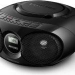 Radioodtwarzacz Philips AZ218B/12 instrukcja obsługi