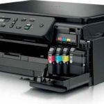 Urządzenie wielofunkcyjne Brother DCP-J105, dane techniczne, recenzja, opinie