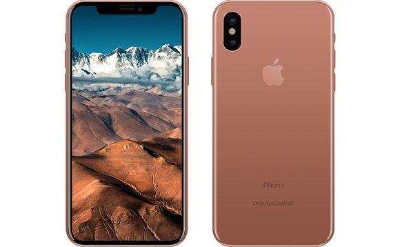 iPhone 8 jest wodoodporny
