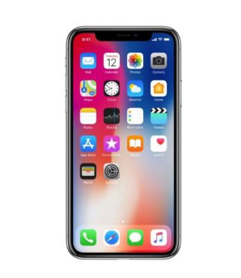 iPhone X jest wodoszczelny