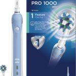 Szczoteczka elektryczna Braun Pro 1000 D20.523.1 instrukcja obsługi
