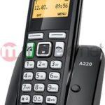 Telefon bezprzewodowy Gigaset DECT A220 DUO instrukcja obsługi