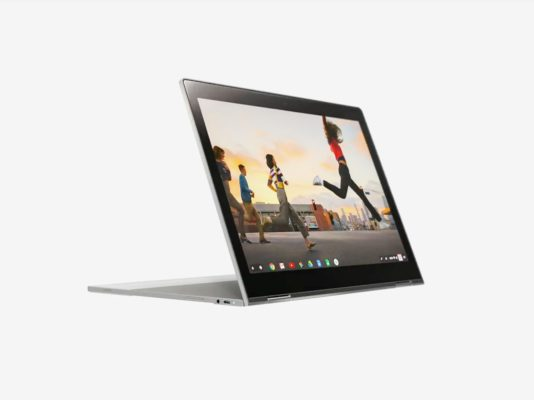 Google Pixelbook dane techniczne