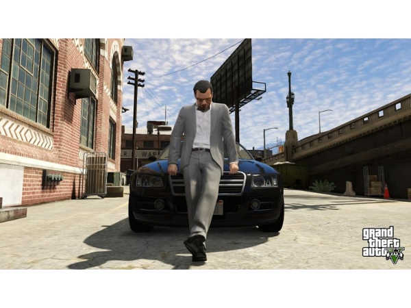 Jaka myszka do Grand Theft Auto V