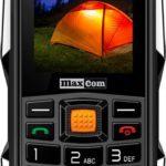 Telefon komórkowy Maxcom MM 899 (MAXCOMMM899) instrukcja obsługi