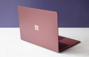 Microsoft Surface Laptop recenzja