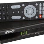 Tuner TV Wiwa HD-158 instrukcja obsługi