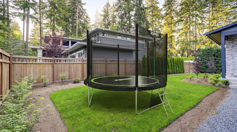 trampoliny zipro