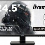 Monitor Iiyama G-Master Black Hawk G2730HSU-B1 vs Iiyama X2474HS-B1