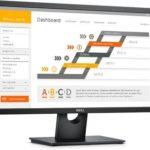 Monitor Dell E2418HN – czy warto? Parametry techniczne, recenzja