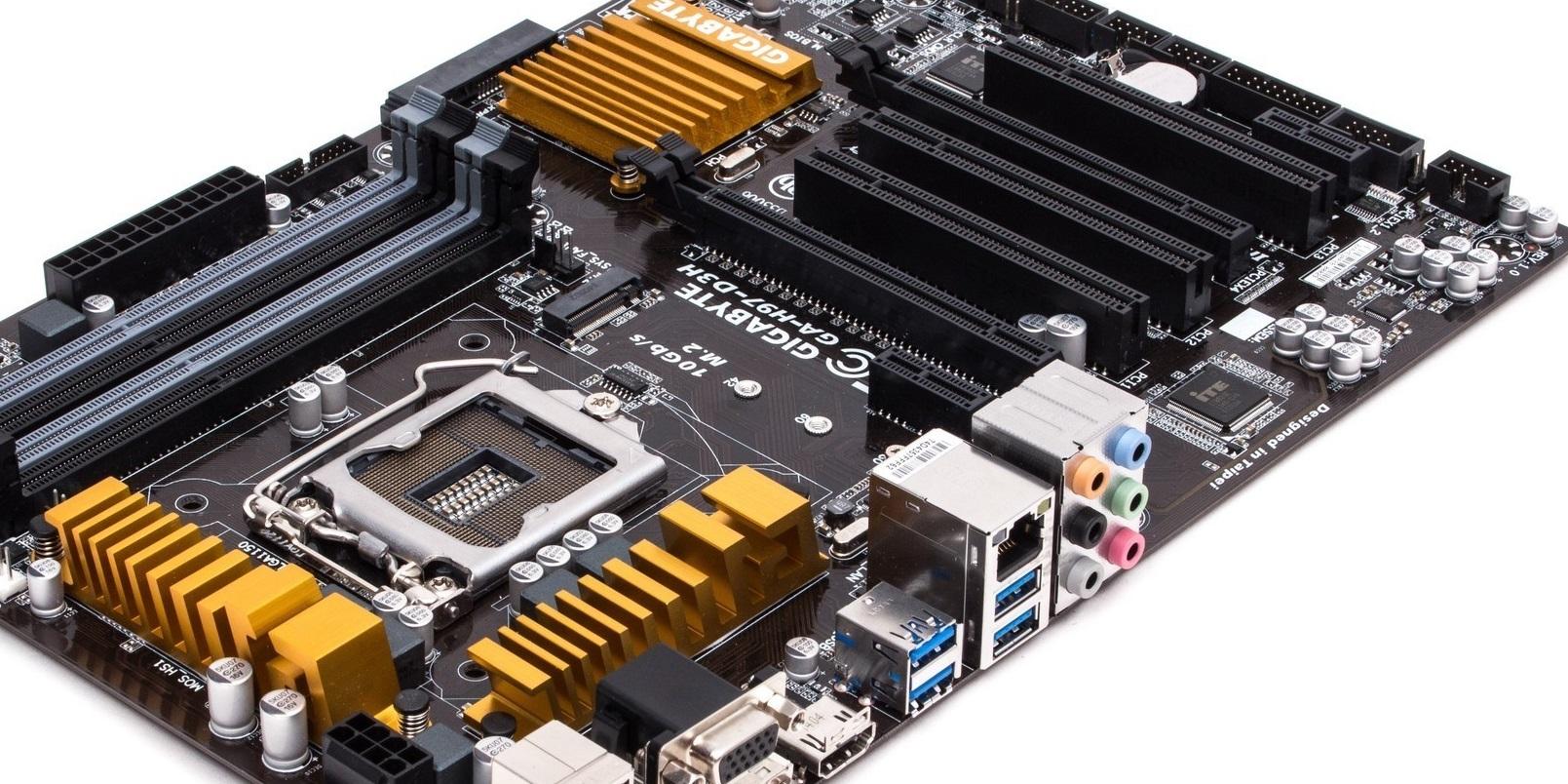 Płyty główne do procesorów z zablokowanym mnożnikiem