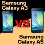 Samsung Galaxy A5 czy Galaxy A3 – jaki smartfon wybrać?
