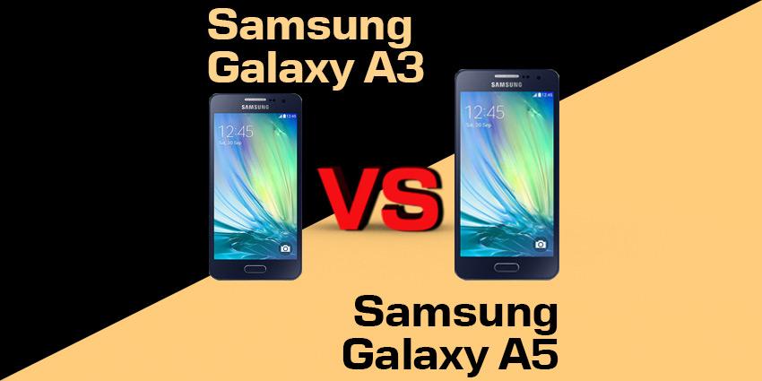 Samsung Galaxy A5 czy Galaxy A3