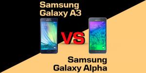 Samsung Galaxy A3 czy Galaxy Alpha