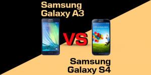 Samsung Galaxy A3 Czarny czy Samsung I9505 Galaxy S4