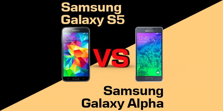 Samsung Galaxy Alpha czy Galaxy S5 G900