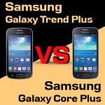 Samsung Galaxy Trend Plus czy Galaxy Core Plus – jaki wybrać?