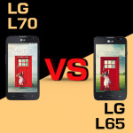 Smartfon jaki wybrać? LG L65 czy LG L70?