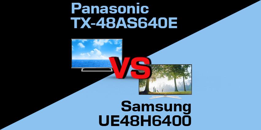 Samsung UE48H6400 czy Panasonic TX-48AS640E