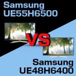 Jaki telewizor wybrać – Samsung UE55H6400 czy Samsung UE55H6500?