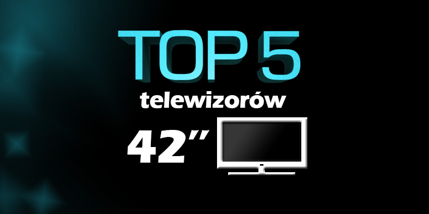 telewizor 42 cali
