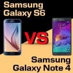 Jaki smartfon wybrać – Samsung Galaxy S6 czy Galaxy Note 4?