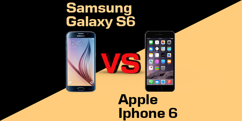 Samsung Galaxy S6 czy Apple iPhone 6