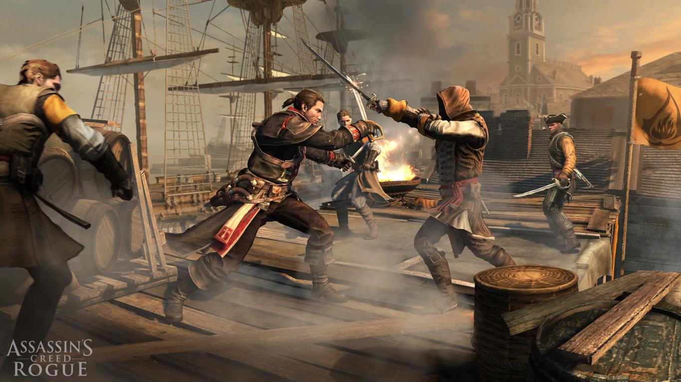 Assassin's Creed Rogue wymagania