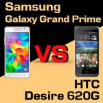 Jaki smartfon wybrać – Samsung Galaxy Grand Prime czy HTC Desire 620g?