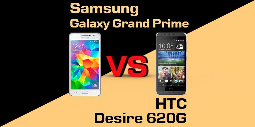 Samsung Galaxy Grand Prime czy HTC Desire 620g