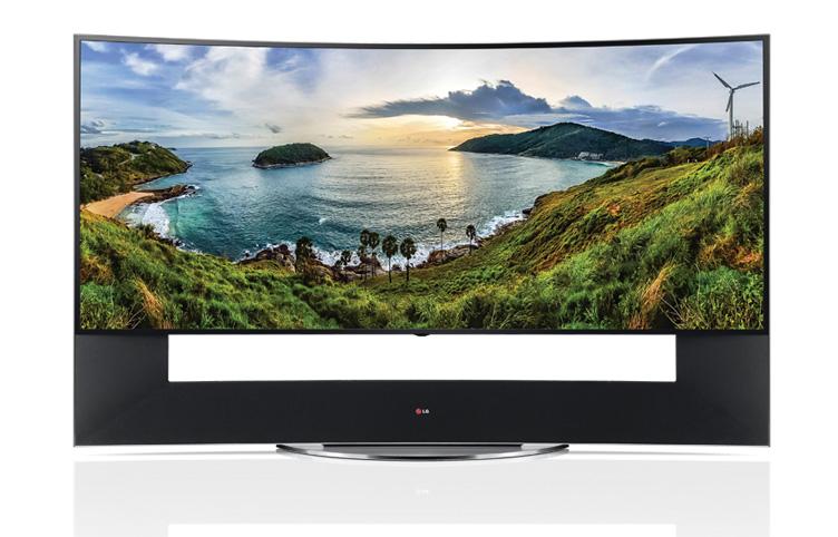Najdroższy telewizor